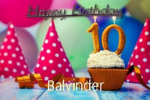 Birthday Images for Balvinder