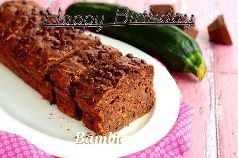 Bambie Cakes