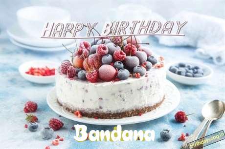 Happy Birthday Bandana