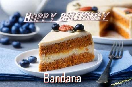 Birthday Images for Bandana