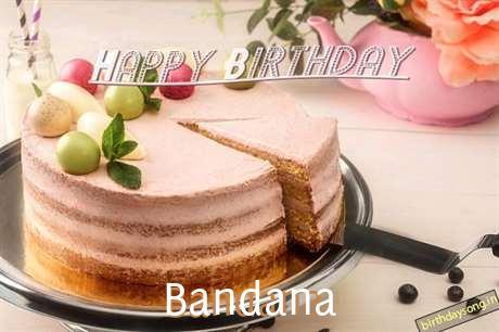 Bandana Cakes
