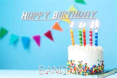 Bandani Cakes
