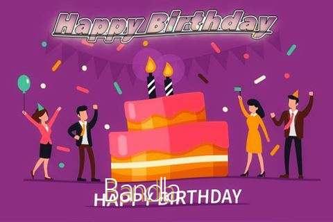 Birthday Wishes with Images of Bandla