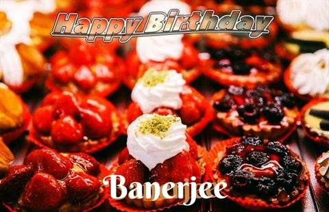 Banerjee Birthday Celebration