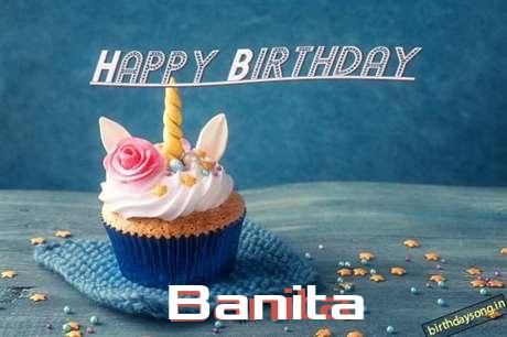 Happy Birthday Banita