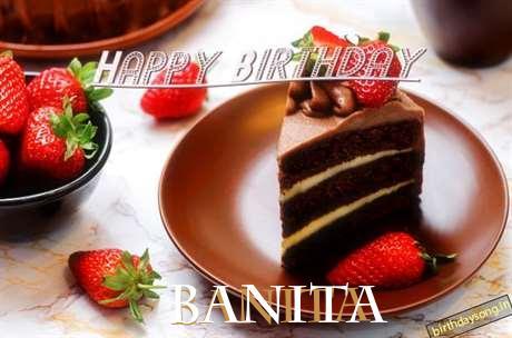 Birthday Images for Banita