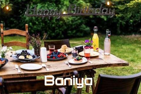 Birthday Wishes with Images of Baniya