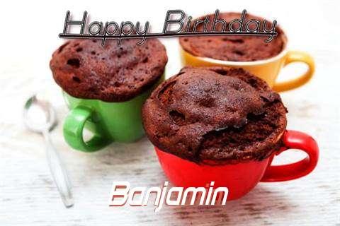 Birthday Images for Banjamin