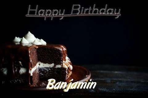 Banjamin Cakes