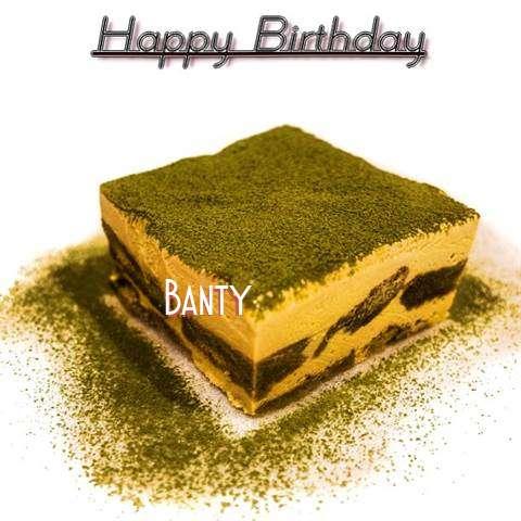 Banty Cakes