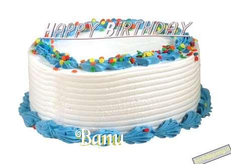 Happy Birthday Banu