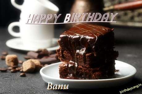 Banu Birthday Celebration