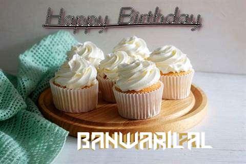 Happy Birthday Banwarilal