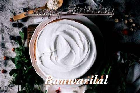Happy Birthday Banwarilal Cake Image