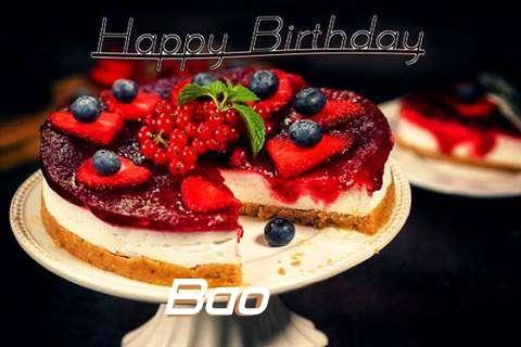 Bao Cakes