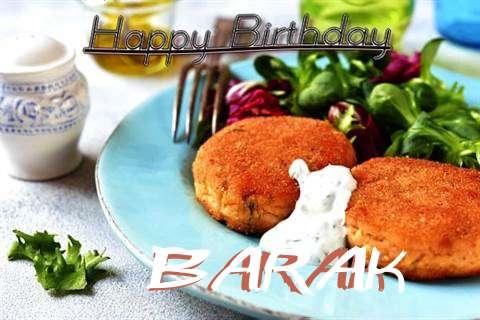 Happy Birthday Barak