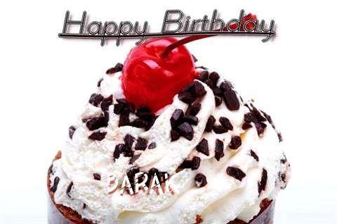 Barak Birthday Celebration
