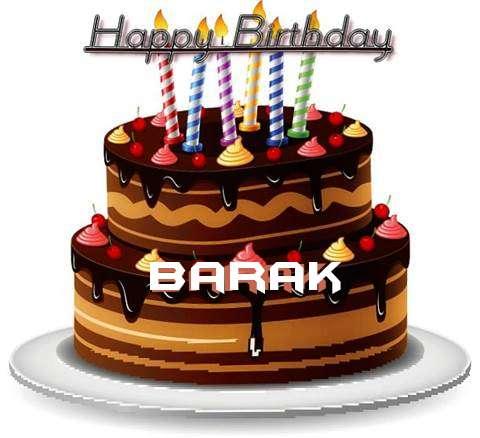 Happy Birthday to You Barak