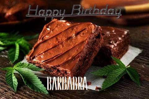 Happy Birthday Barbabra