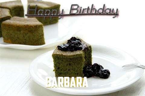 Barbara Cakes