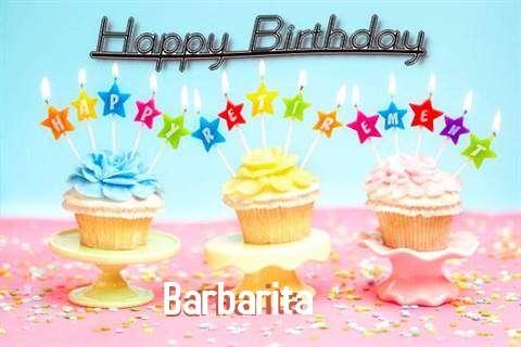Happy Birthday Barbarita