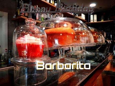 Happy Birthday Wishes for Barbarita