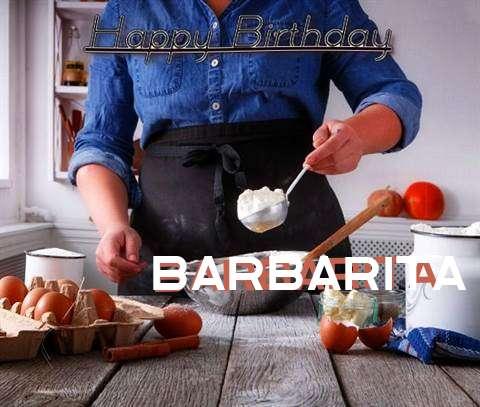 Happy Birthday to You Barbarita