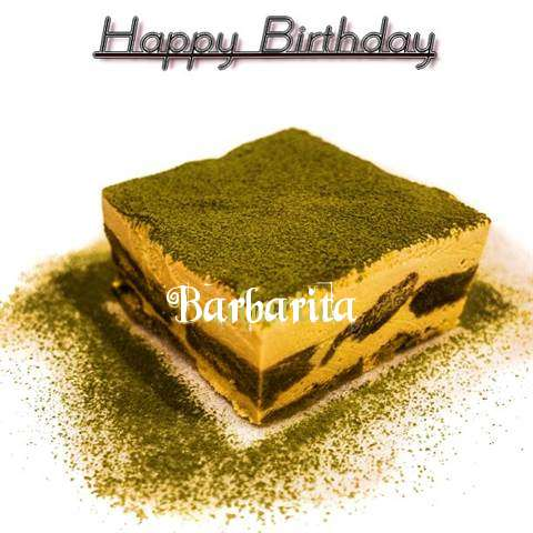 Barbarita Cakes