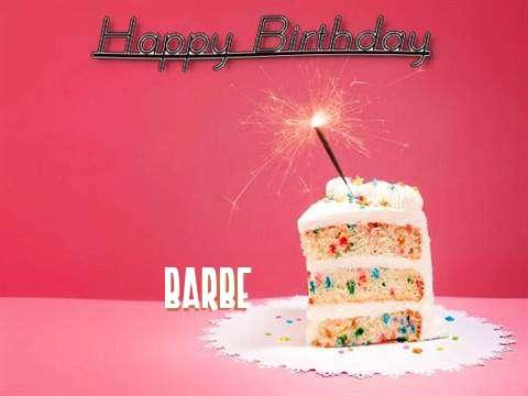 Wish Barbe
