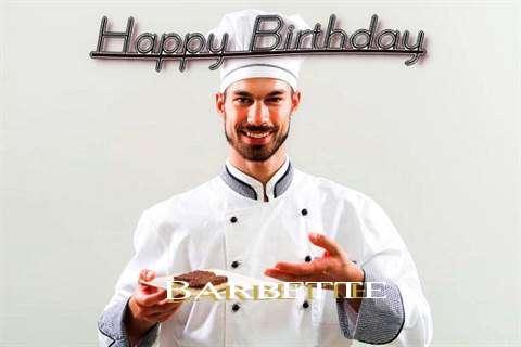 Barbette Birthday Celebration