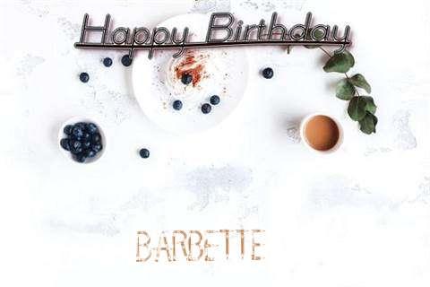 Wish Barbette