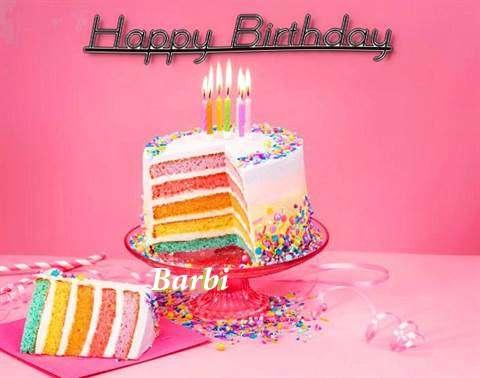 Barbi Birthday Celebration