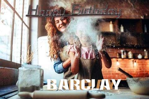 Barclay Birthday Celebration