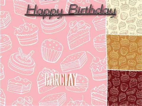 Happy Birthday to You Barclay