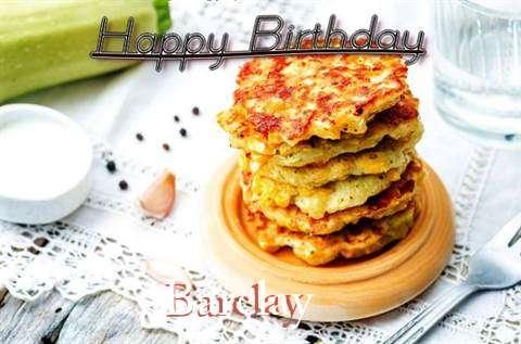 Wish Barclay