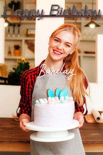 Barclay Cakes