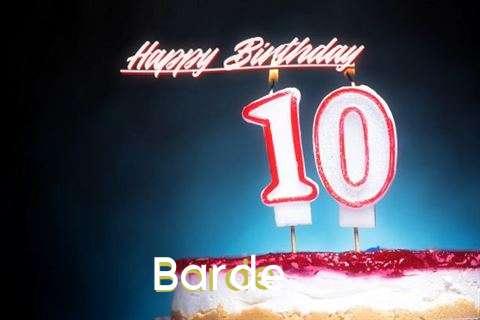 Wish Barde
