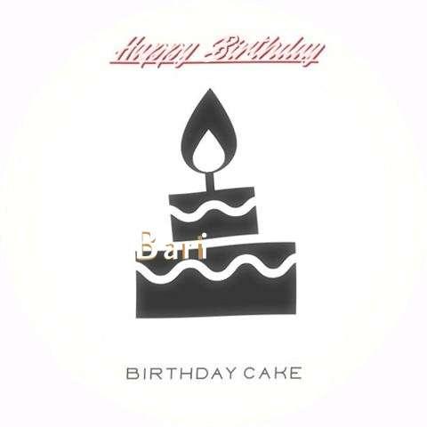 Happy Birthday to You Bari