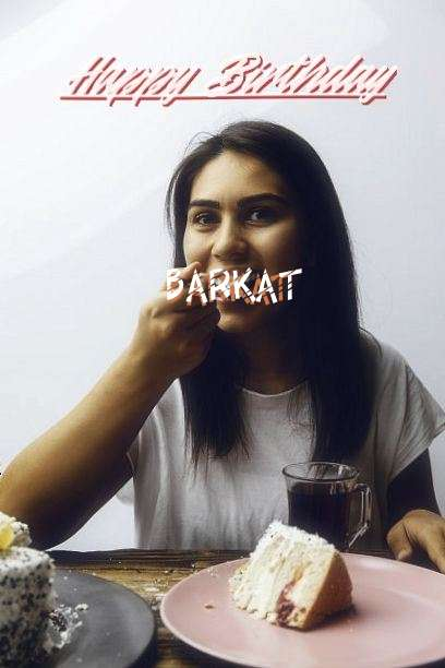 Happy Birthday to You Barkat