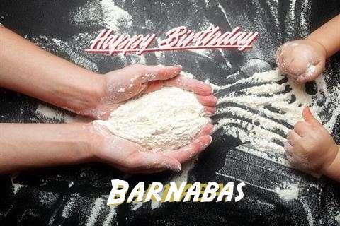 Barnabas Cakes