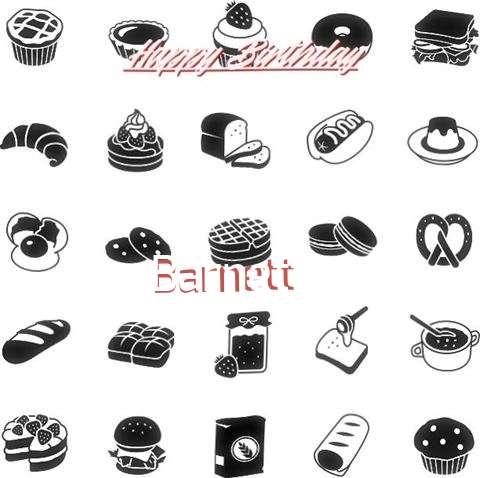 Barnett Birthday Celebration