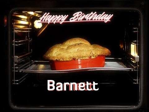 Happy Birthday Wishes for Barnett