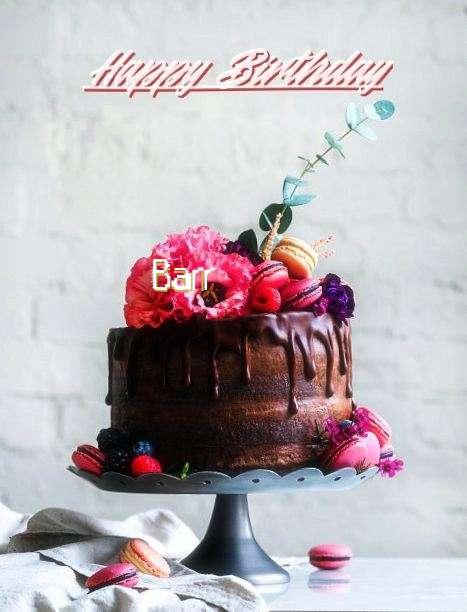 Happy Birthday Barr