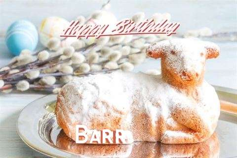 Happy Birthday to You Barr