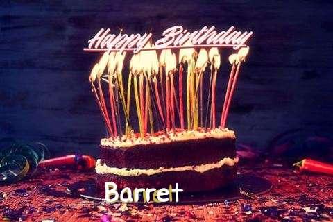 Happy Birthday to You Barret