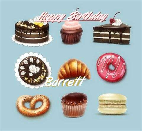 Happy Birthday Barrett