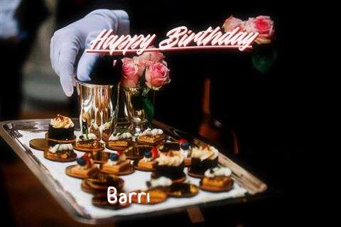 Happy Birthday Wishes for Barri