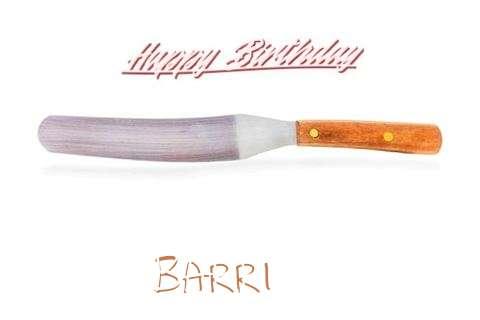 Wish Barri