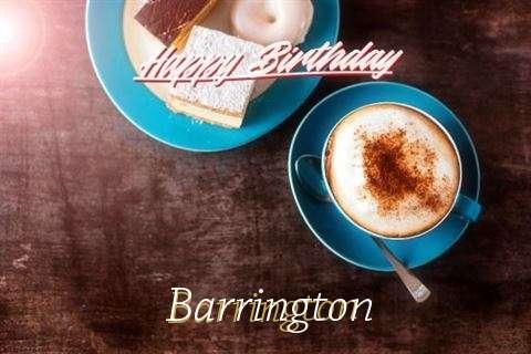 Birthday Images for Barrington