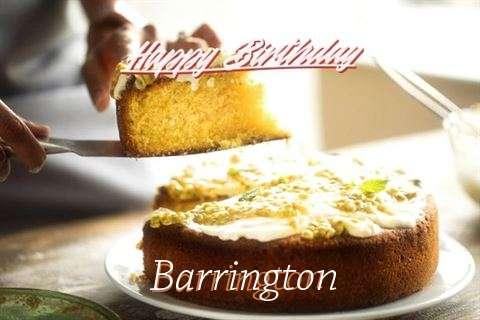 Wish Barrington